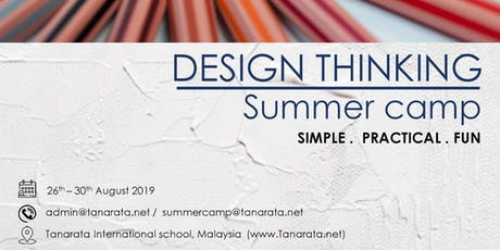 Design Thinking: Tanarata International School Sum tickets