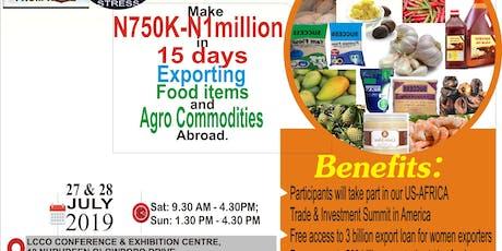 Comprehensive Export Seminar tickets