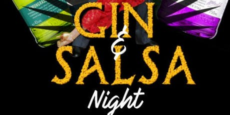Gin & Salsa Night tickets