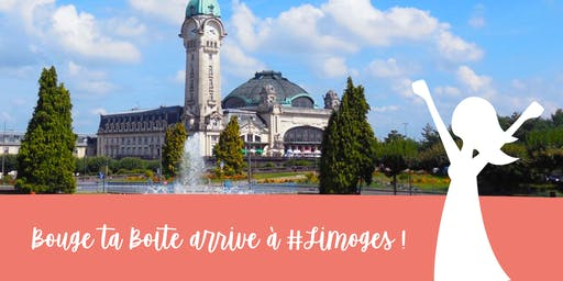 1ère réunion de lancement Bouge ta Boite à Limoges, réseau business féminin
