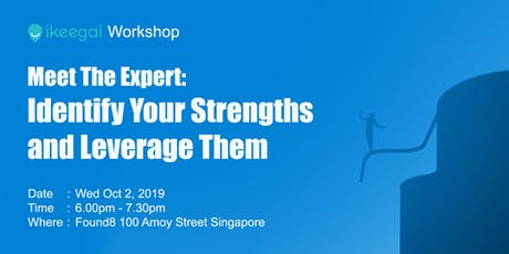 Identify Your Strengths and Leverage Them Workshop tickets