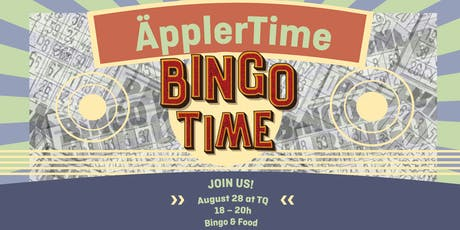 Äppler Time - Bingo Time Tickets
