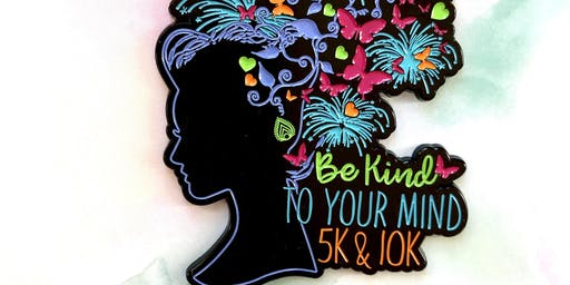 2019 The Be Kind To Your Mind 5K & 10K - Raleigh