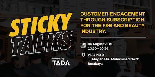 STICKY Talks Surabaya