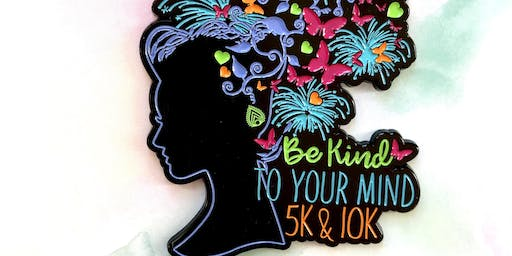 2019 The Be Kind To Your Mind 5K & 10K - Knoxville