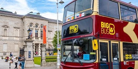 Hop-on Hop-off Bus Dublin tickets