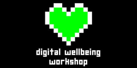 Live More Offline: An Introduction to Digital Wellbeing tickets