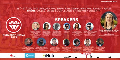 Ruby Conference Kenya 2019 tickets