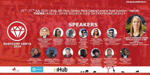 Ruby Conference Kenya 2019
