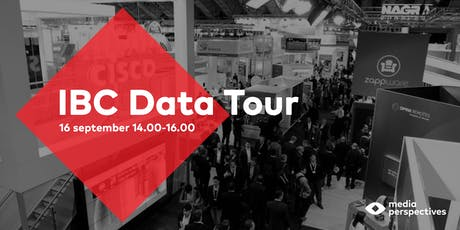 IBC Data Tour tickets