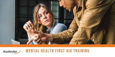 Mental Health First Aid (MHFA) Training  tickets