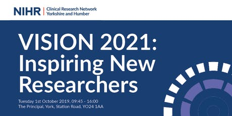 VISION 2021: Inspiring New Researchers tickets