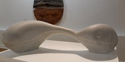 Conversations in Sculpture artists talk