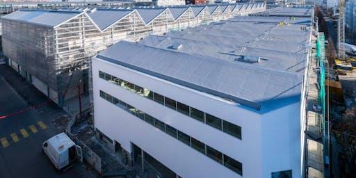 Découvrez la reconversion des anciennes halles Alstom de l'île de Nantes !