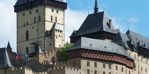 Karlštejn Castle: Guided Tour & Roundtrip from Prague