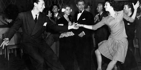 Saturday Night Swing Dance social tickets