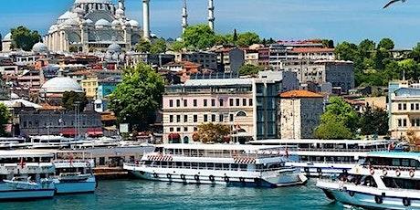 Bosphorus Cruise 1.5 Hours tickets