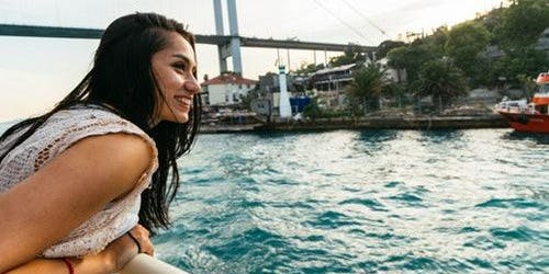 Hop-on Hop-off Boat Bosphorus
