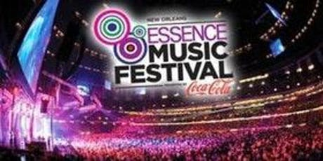 Essence's Music Festival 2020. It's A Party In The Bayou!! Let's Get It!! tickets