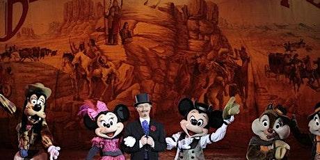 Buffalo Bill's Wild West Show at Disneyland Paris tickets