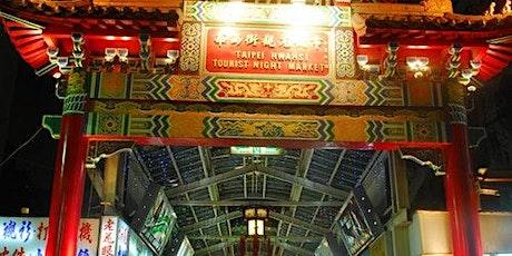 Taipei Night Tour with Dinner tickets