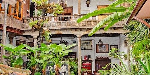 La Casa de los Balcones + Glass of Wine or Lunch