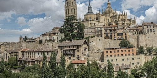 Alcázar of Segovia: English Guided Tour