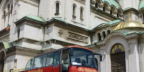 Sightseeing Tour of Sofia with Double-Decker Bus tickets