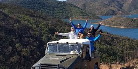 Algarve Safari Jeep Tour bilhetes