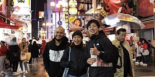 Namba Night Walking Tour