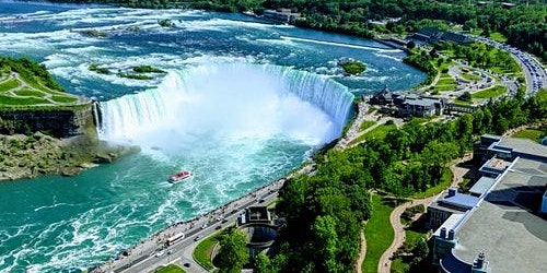 Niagara Falls with Boat Ride & Skylon Tower: Day Tour