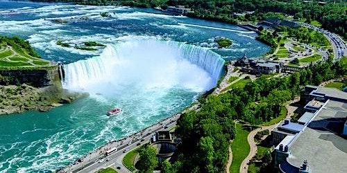 Niagara Falls with Boat Ride & Skylon Tower: Day Tour