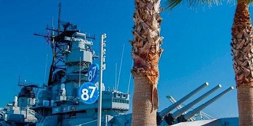 Battleship Iowa Museum & Aquarium of the Pacific Admission Option
