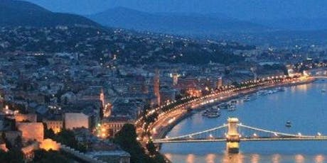 Illuminated Night Cruise on the Danube with Parliament View + Drink tickets