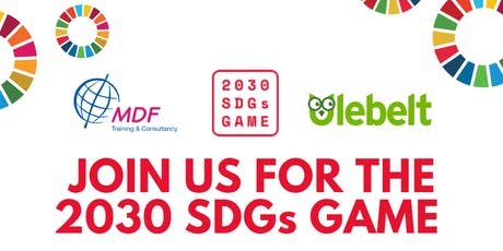 2030 SDGs spel Deventer & Netwerk Diner tickets
