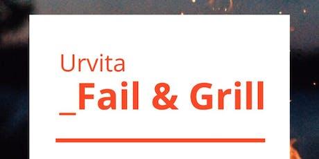 Fail & Grill Festival de Resiliencia 2019 entradas