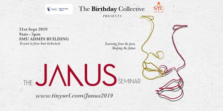 Janus Seminar 2019 tickets
