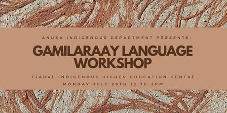 Gamilaraay Language Workshop tickets