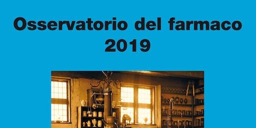 Osservatorio del farmaco 2019