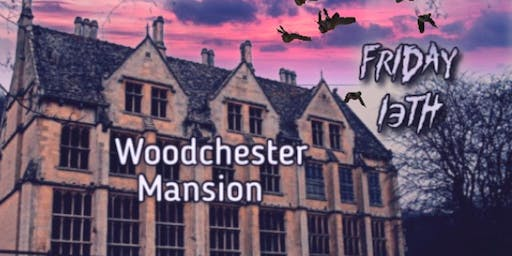 Friday 13th at Woodchester Mansion ( ghost hunt)