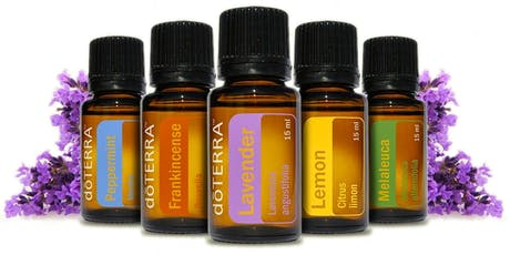 Natural Health Solutions Class - doTERRA Essentials Oils tickets
