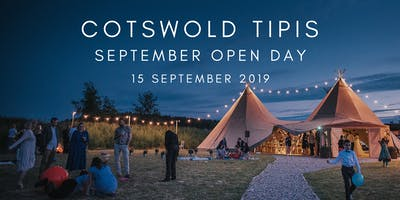 Cotswold Tipis September Wedding Open Day