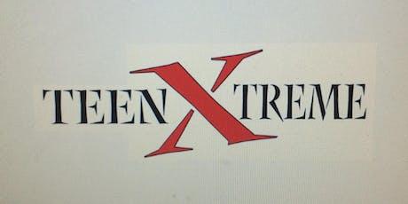 Teen Xtreme (Accrington) tickets