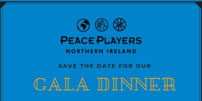 PeacePlayers - Northern Ireland Gala Dinner