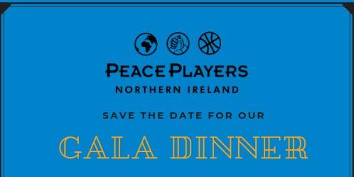 PeacePlayers - Northern Ireland Gala Dinner