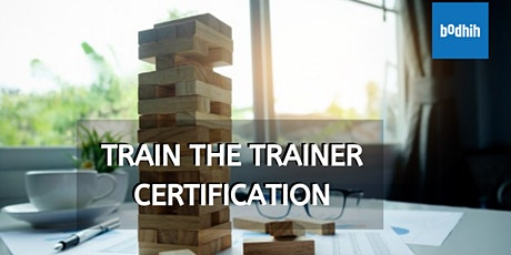 Train The Trainer Certification tickets