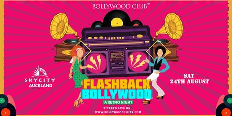 FLASHBACK - Bollywood Night | Skycity tickets