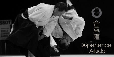 X-PERIENCE AIKIDO @ A.LAB tickets
