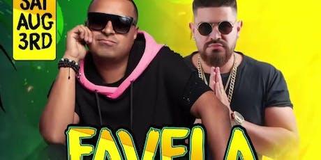 Favela Beatz Live With DJ Camilo At Melrose Ballroom tickets