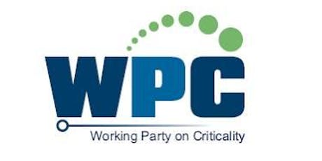 UK Working Party on Criticality (WPC) November Workshop tickets